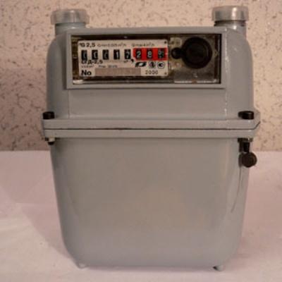 Комплекс для измерения количества газа СГ-ЭК-Т2/1000/